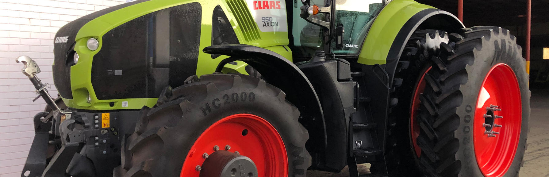 1x ONLY - NEW Claas Axion 950