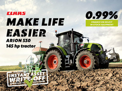 Finance - CLAAS - The Great All Rounder - Arion 610