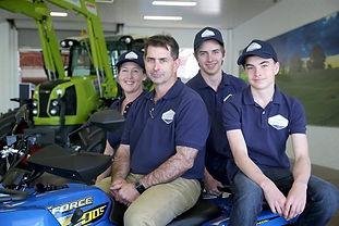 JJ Farm Equipment - family business