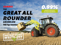Finance - The Great All Rounder - Axion 610