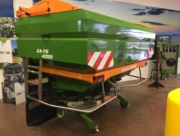 3x ONLY - NEW Amazone ZA-TS 4200 Ultra Profis Hydro