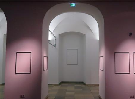 """""""Ausstellung der nicht gezeigten Bilder"""" 16.11.17 - 11.01.2018"""