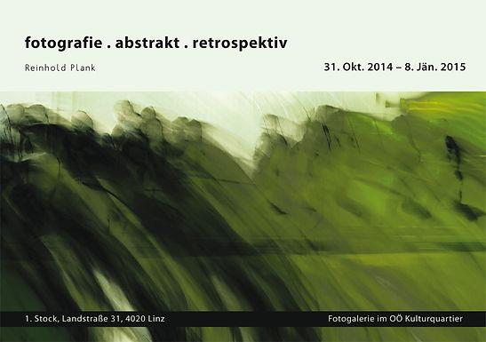 Reinhold Plank - fotografie.abstrakt.retrospektiv