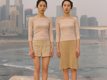 Youth, Girls. Luo Yang Selected Works