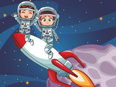 Exploring Space 🚀