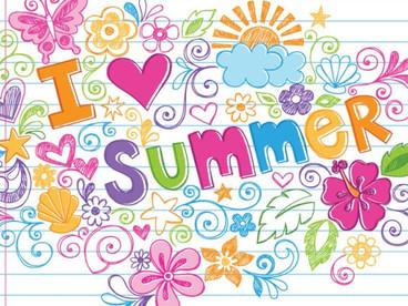 Au programme de ce mois de juin, it's Summertime!