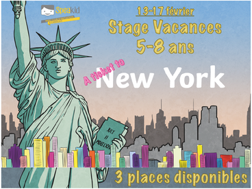 A Ticket to New-York!