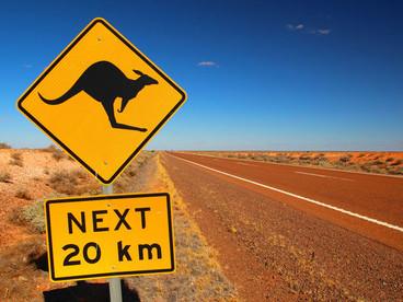 Stage Février -> Direction l'Australie!