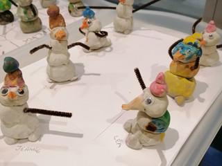 "Stage de Noël 2020 - Little Artists ""Winter Edition""🥶"