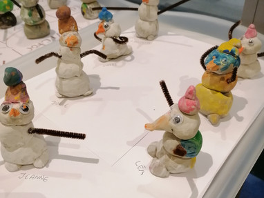 "Stage de Noël 2020 - Little Artists ""Winter Edition""🥶"