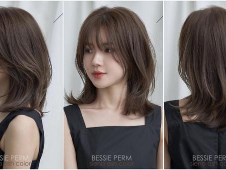 韓國爆紅「水花燙」!輕盈有型、增添知性美短髮、中長髮圖鑑!