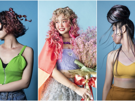 【2020 Hair city 創意趨勢染髮大賽】釋放平時壓抑的創作魂!