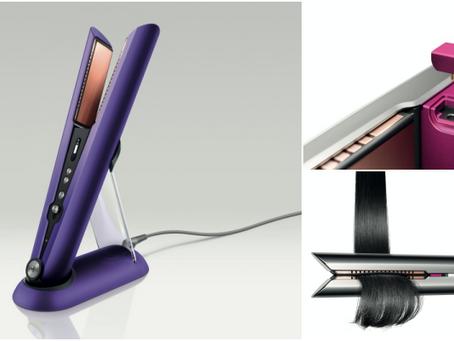 Dyson CorraleTM 直髮造型器正式登台!專利包覆性面板、智慧溫控調節