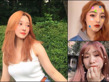 2020 春夏必染 五款「粉橘」髮色推薦!黃肌巨顯白、櫻花調招桃花