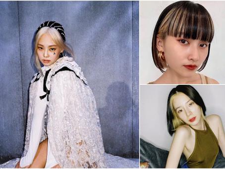 BLACKPINK回歸 Jennie 黑金雙髮色超吸睛!盤點2020下半年特殊挑染髮