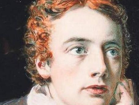 英國詩人John Keats:如果你長期戴著一個面具,他就會成為你的臉。