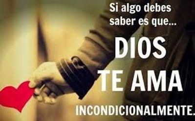Dios ama incondicionalmente