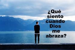 El abrazo de Dios