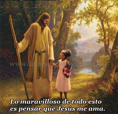 Acerca del Amor de Jesús
