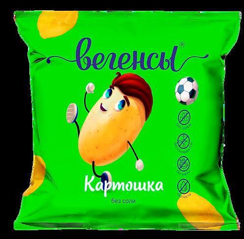 """Картофель сушёный """"Картошка без соли"""""""