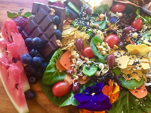Alive and Wild Plantgasm Platter Small