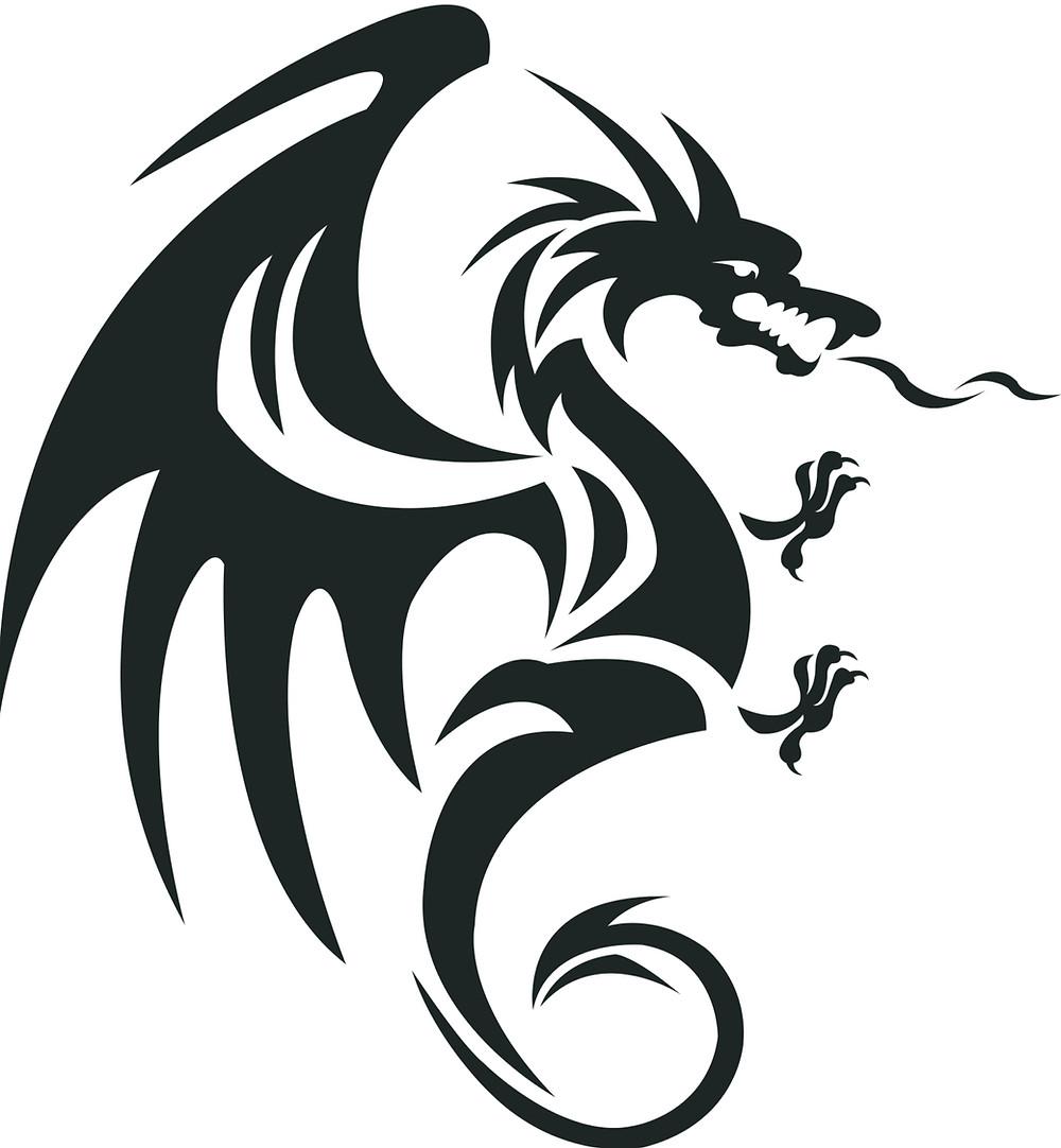 Dragon ignited