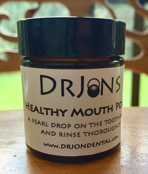 Dr Jon Dental Healthy Mouth Polish