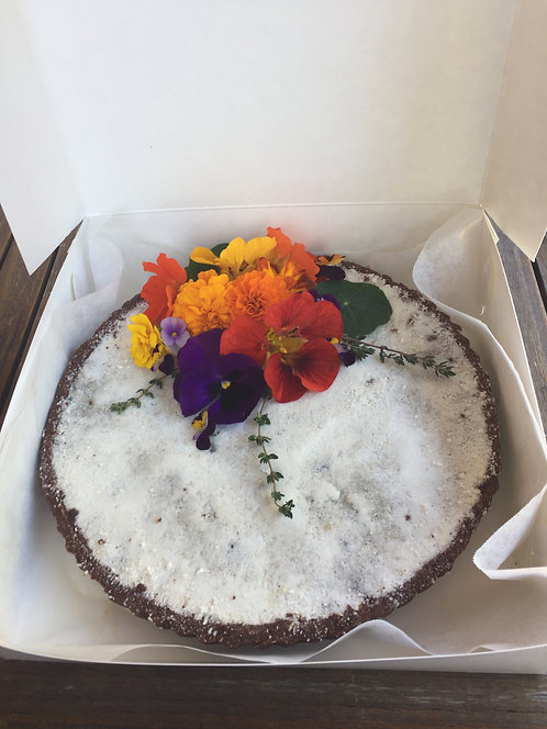 Special Order Raw Cakes and Slices