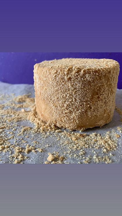 Fermented Cashew Cheddar