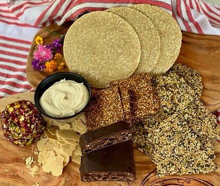 Alive and Wild Raw Food Pantry Box : STAPLES • TREAT • CHEESE