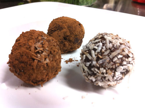 Alive and Wild Cacao Truffles