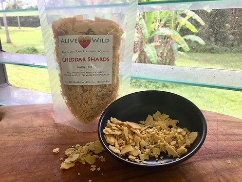 Macadamia Nut Cheddar Shards