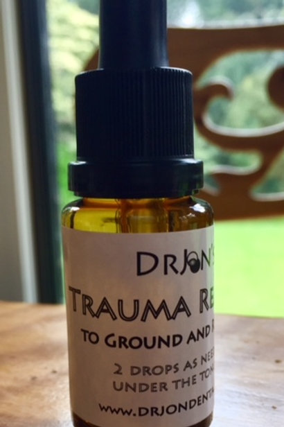 Dr Jon Dental Trauma Remedy