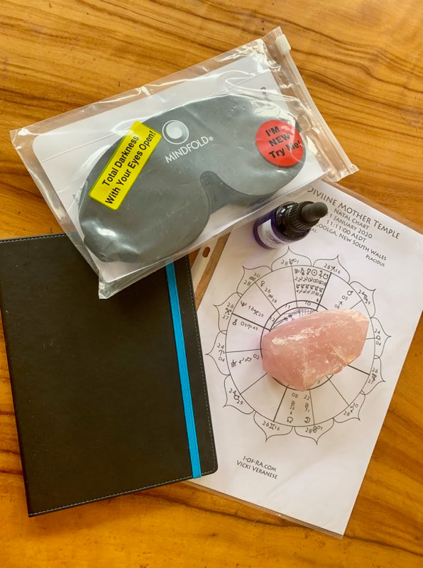 Crystal Collaborations with Ptah Rocks and I of RA