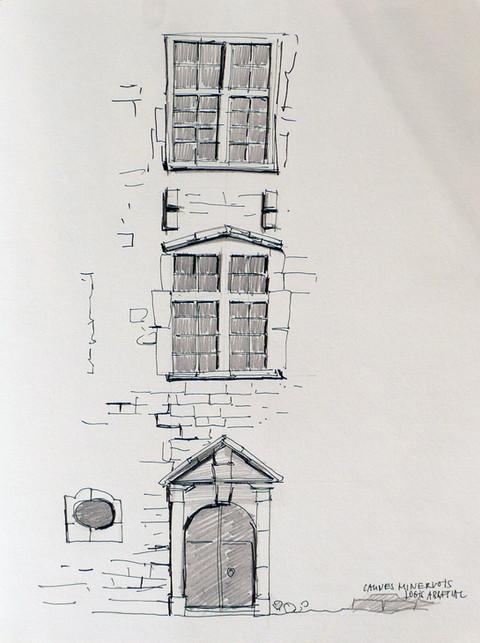 Fassade-Languedoc