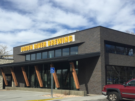 Ogden River Brewing: Utah's Newest Brewery