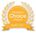 Logo Readers' Choice Award 2017 - vrijst