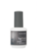  Geef een feestelijk tintje aan het eindresultaat met deze TopFinish zilverglitter topgel. Uitharding: UV = 2 min. LED = 1 min