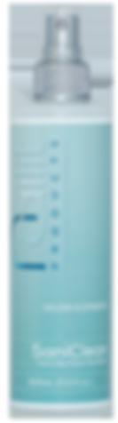 Veilig werken in een hygiënische omgeving met gedesinfecteerde materialen is voor SaniClean, met een brede microbiologische werking, geen punt.  SaniClean is een handige spray, voldoet aan alle eisen van de EU en is vrij van aldehyde en phenol.