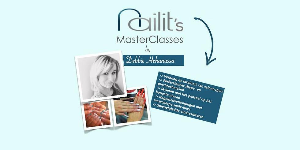 Nailit's MasterClasses by Debbie Hehanussa