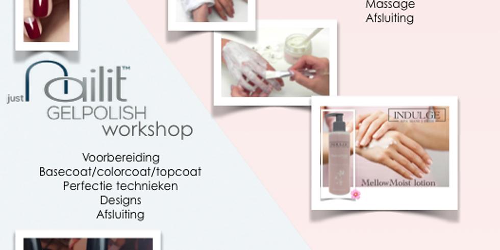Nailit's Manicure & Gelpolish - DUO workshop