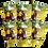 Thumbnail: Square Banana 2Go! w/Coconut 150g | 6 Pack