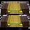 Thumbnail: Banana Brownies Just Banana 250g | 12 Pack