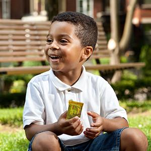 Organic, Healthy Snacks for Kids