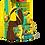 Thumbnail: The Square Banana 2Go! 48x25g   w/Pineapple