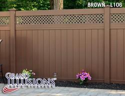 Brown V3215-DS