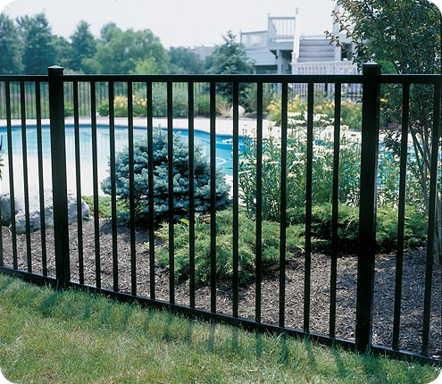 Ovation Pool Fence