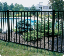 Ovation Pool Fence