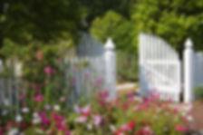 PVC Fence Wood Fence Installed