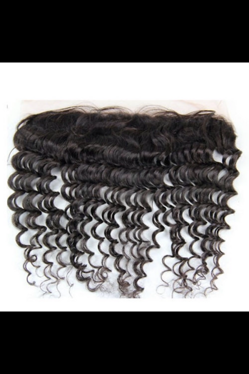 Vixen curly frontal 13x4